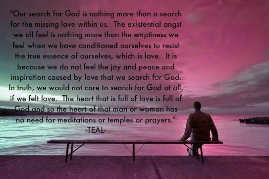 spiritual quotes about love quotesgram