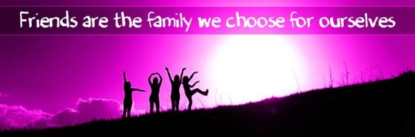 Friends-Are-Family