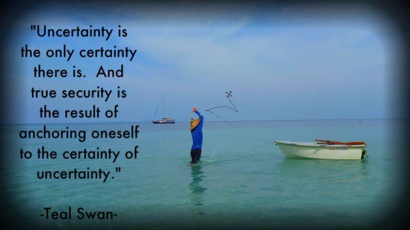 Uncertainties Quotes. QuotesGram