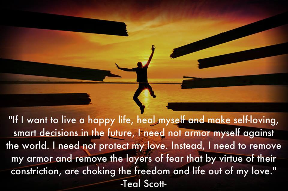 Quotes On Courage And Love Happy Life Quote